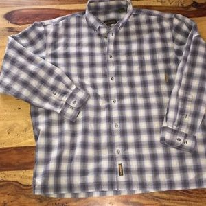 Timberland button down shirt. Men's XL